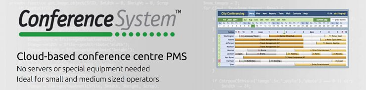 Conference System PMS